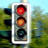 Як зупинитися на світлофорі