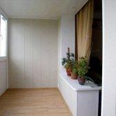 Як обробити балкон всередині