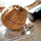 Як правильно відкрити кокос