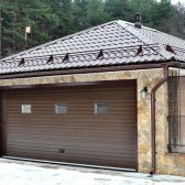 Як зробити дах на гараж