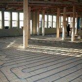 Як зробити теплий водяна підлога