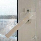 Як зняти ручку на пластикових вікнах