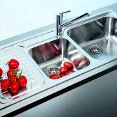 Як вібрато мийка для кухні