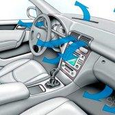 Як заправити кондиціонер в машині