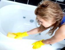 Чим пофарбувати чавунну ванну