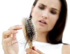 Гірчиця від випадіння волосся