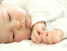 Як повинен спати новонароджений