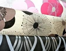 Як клеїти бамбукові вінілові шпалери