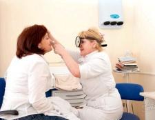 Як лікувати набряк слизової носа