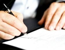 Як написати лист у податкову інспекцію