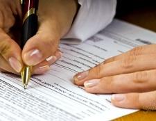 Як оформити договір оренди