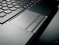 Як відключити сенсорну миша на ноутбуці