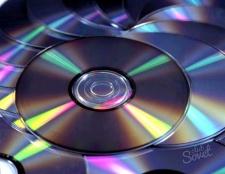 Як переписати диск на ноутбуці
