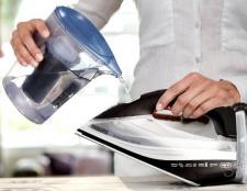Як почистити праска в домашніх умовах