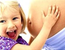 Як відчути ворушіння дитини