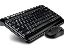 Як підключити клавіатуру до ноутбука