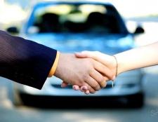 Як правильно оформити автомобіль