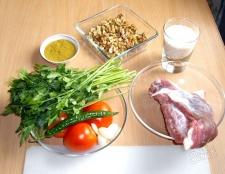 Як приготувати суп харчо