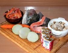 Як приготувати суп з морепродуктів