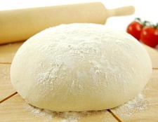 Як приготувати тісто для піци