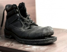 Як прошити взуття