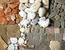 Як зробити доріжку з каменю
