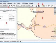 Як встановити карти на навігатор