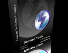 Як встановити програму daemon tools