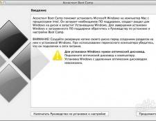 Як встановити windows на mac
