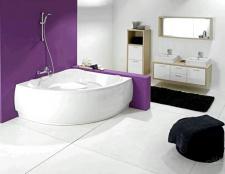 Як вібрато акрилову ванну