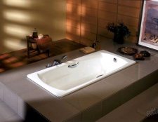 Як закріпіті Стальова ванну