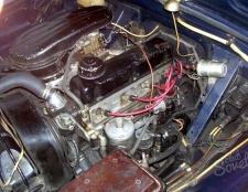 Як заводити карбюраторний двигун