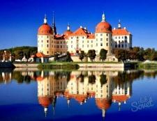 Які замки відвідати в Саксонії