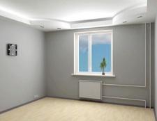 Яку фарбу вібрато для стелі
