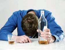Любисток від алкоголізму