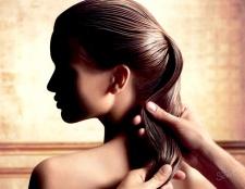 Маски з реп'яховою маслом для волосся